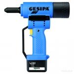 Аккумуляторные заклёпочники Gesipa