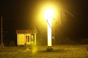 АОУ Световая башня СВЕБА ELG(Т5-7)1000S 2,7 GX