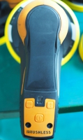 Эксцентриковая шлифовальная машинка ASPRO-D1(R)