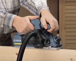 Возможность подключения шланга пылеудаляющего аппарата
