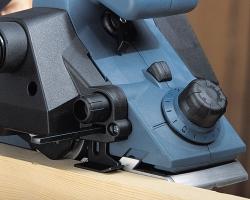 Регулируемый ограничитель для снятия фальца до 25 мм.