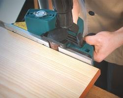 Применяется для шлифовки торцов ЛДСП перед нанесением кромочного материала.