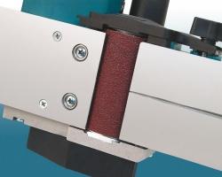 Замена шлифовальной гильзы не требует применения специального инструмента.