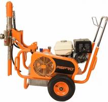 Гидропоршневой окрасочный аппарат ASPRO-14000(R) с бензиновым приводом