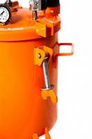 Красконагнетательный бак для краски ASPRO-10L-R