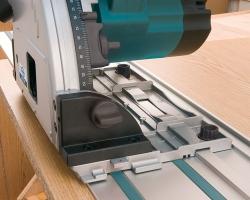 Эксцентрики для выборки зазора между подошвой пилы и направляющей шиной.