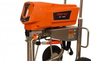 Поршневой окрасочный аппарат (агрегат) ASPRO-7200 MAX(R)