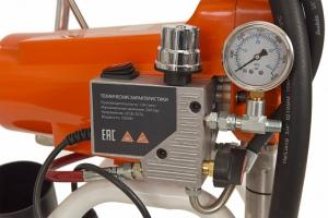 Поршневой окрасочный аппарат (агрегат) краскораспылитель ASPRO-1900®
