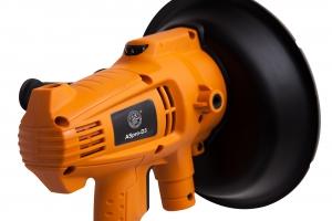 Ротационная шлифовальная машинка ASPRO-D3 для шлифовки потолков и стен