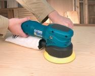Высококачественное шлифование и полировка деревянных или металлических поверхностей