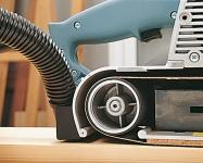 Подключение внешнего пылеудаляющего устройства (шланг не входит в комплект поставки)