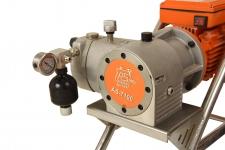 Мембранный окрасочный аппарат (агрегат) ASPRO-7100(R) (два моляра)