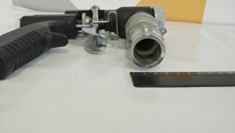 Нагнетательный бак ASPRO-30 для текстурных составов и шпатлёвок