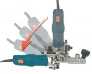 Угол наклона привода регулируется в диапазоне от 0º до 91.5º