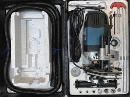 Универсальный фрезер Virutex FRE317VD с изменяемым углом наклона двигателя